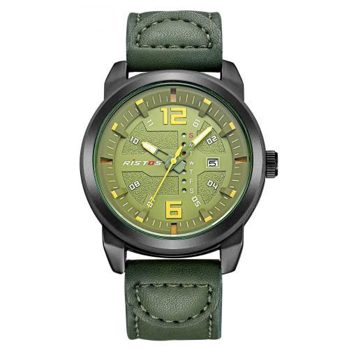 Мужские часы Ristos 93011G-B1313 зеленый