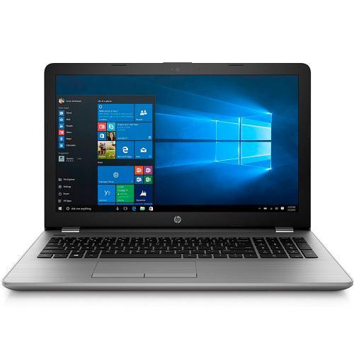 Ноутбук HP 250 G6 (Intel 4Core Pentium N4200 (2M Cache,up to 2.5 GHz),4GB DDR,240GB SSD,Intel HD Graphics 505,DVD R/W,15.6 TN Anti Glare(SLIM)Mate,Webcam,DOS,Eng-Rus) серый