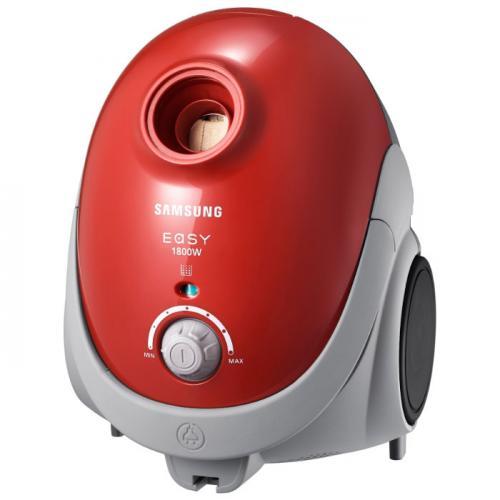 Пылесос Samsung Pebble VCC5251V3R/XEV красный