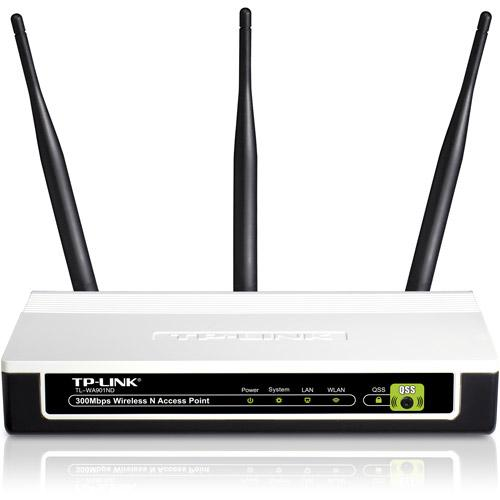 TP-Link TL-WA901ND Беспроводная точка доступа серии N 300Мбит/с