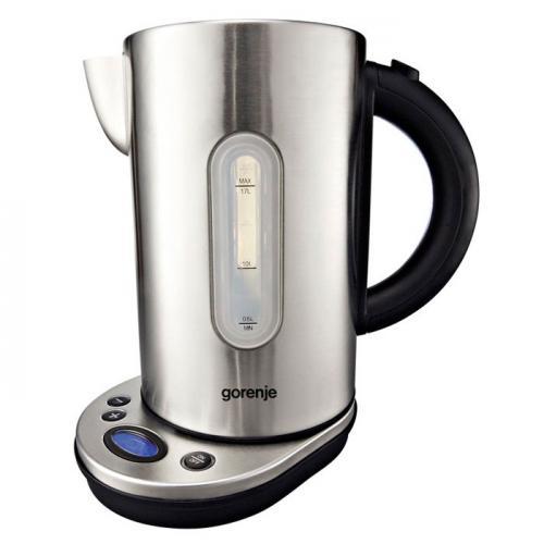 Чайник электрический Gorenje K 17 TR  серебристый