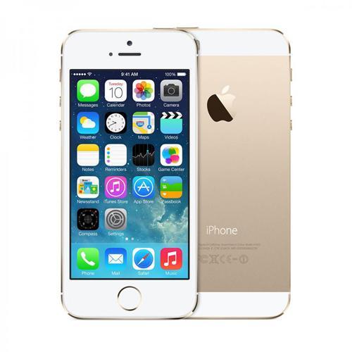 Apple iPhone 5S 16Gb золотистый