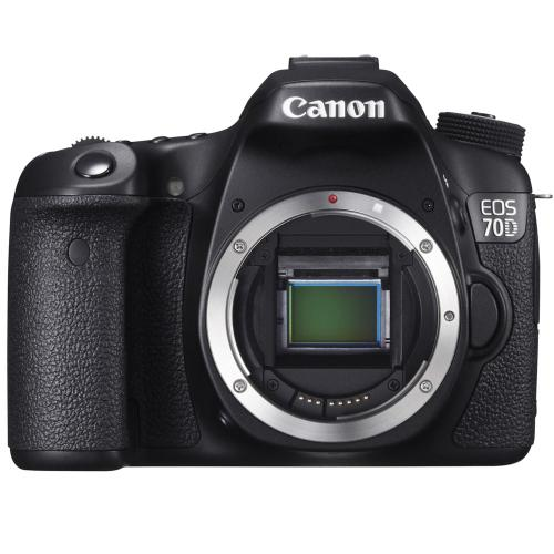 Зеркальный фотоаппарат Canon EOS 70D Kit 18-200 IS