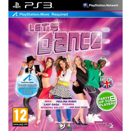 Игра для Sony PS3: Lets Dance