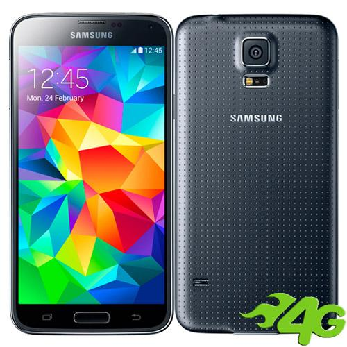 Samsung Galaxy S5 G900F 16Gb черный