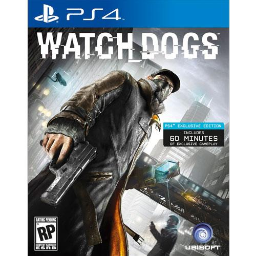 Игра для Sony PS4: Watch Dogs