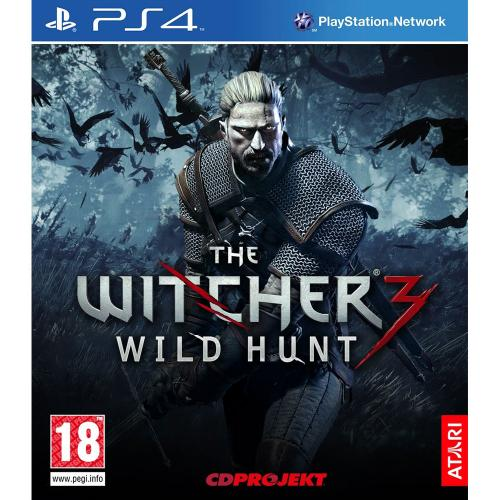 Игра для Sony PS4: The Witcher 3: Wild Hunt
