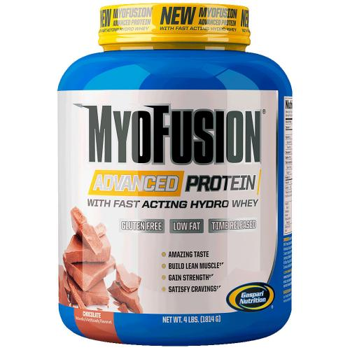 Протеин Gaspari MyoFusion Advanced Protein 4 Lb