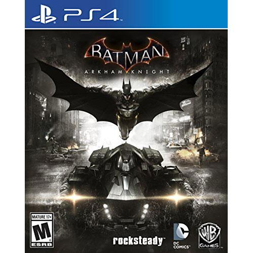 Игра для Sony PS4: Batman: Arkham Knight