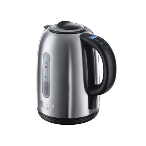 Чайник электрический Russell Hobbs 21040-70 Buckingham Digital серебристый