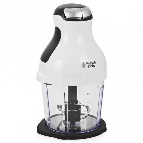 Блендер-измельчитель с чашей Russell Hobbs 21510-56 Aura белый
