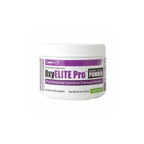 Жиросжигатель USP OxyElite Pro 60 servings зеленое яблоко