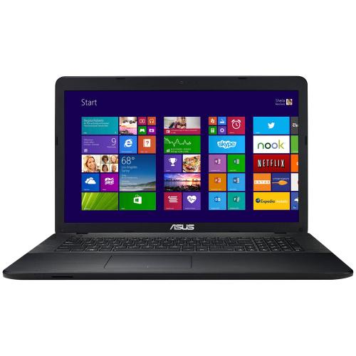 "Asus X751LX-DB71 (Intel Core i7-5500U (2.40-3.00GHz), 8GB, 1TB HDD, DVD±RW, nVidia GTX 950M 2GB GDDR5, 17.3""FHD (1920x1080) IPS, WiFi, BT 4.0, Win 8.1, Русская клавиатура) черный"