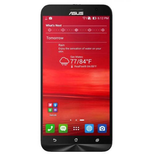 Asus Zenfone 2 ZE551ML (RAM 4Gb) 3G 16Gb красный