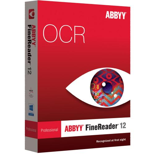 ABBYY FineReader 12 Professional Full (коробка)