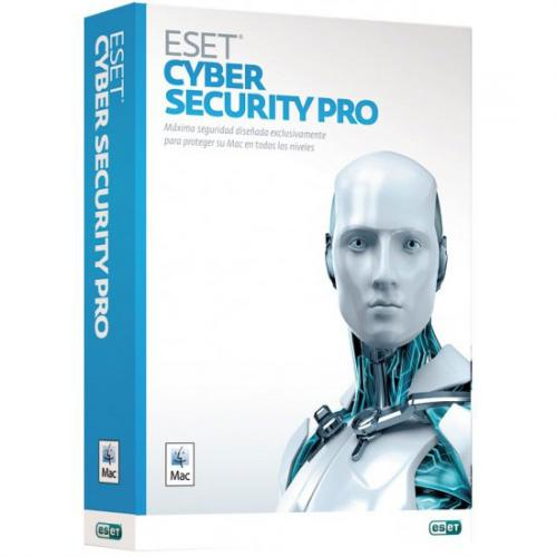 ESET NOD32 Cyber Security PRO - лицензия на 1 год на 1 ПК Key