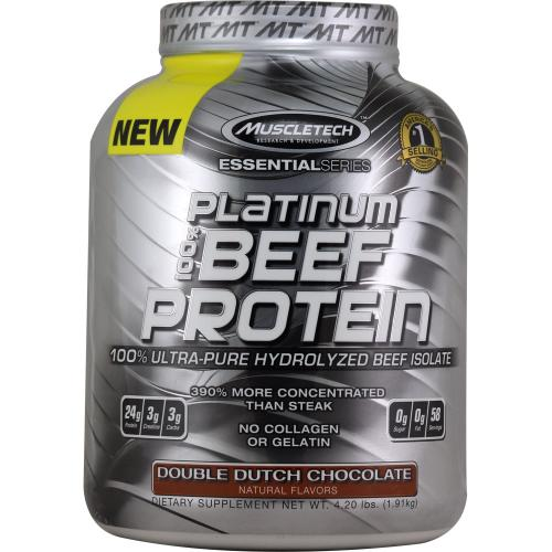 Протеин MuscleTech Beef Protein