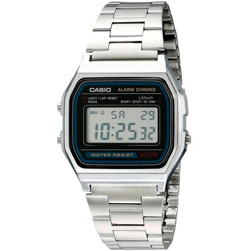 Часы унисекс Casio A158WA-1DF