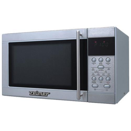 Микроволновая печь Zelmer 29Z012 серебристый