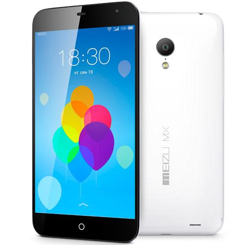 Meizu MX3 16Gb белый