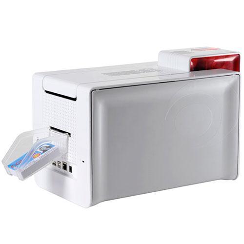 Принтер пластиковых карт Evolis Primacy Simplex Wireless PM1W0000RS красный