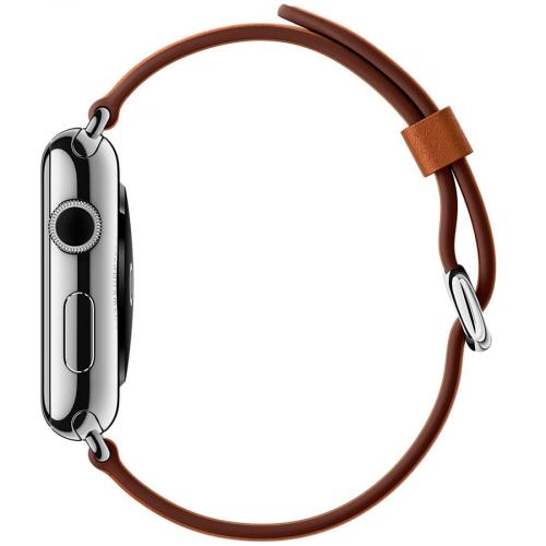 Умные часы Apple Watch mlc92 42mm Classic Buckle brown