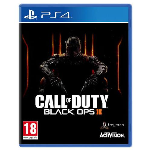 Игра для Sony PS4: Call of Duty: Black Ops III