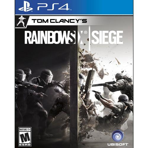 Игра для Sony PS4: Tom Clancy's Rainbow Six Siege