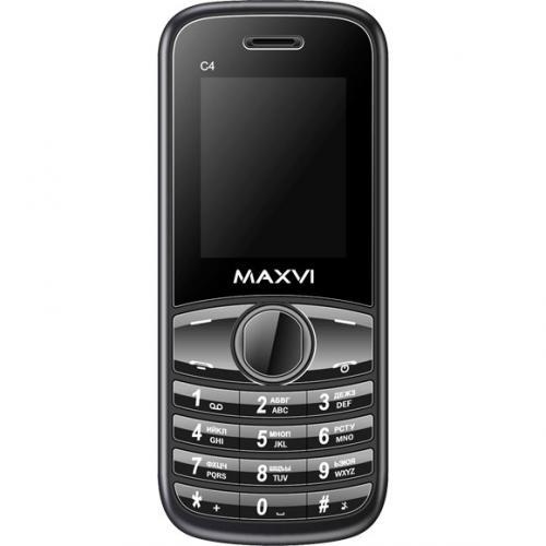 Maxvi C4 черный