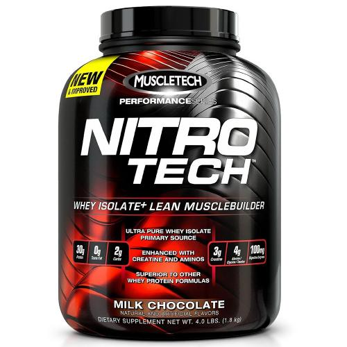 Протеин MuscleTech Nitro tech