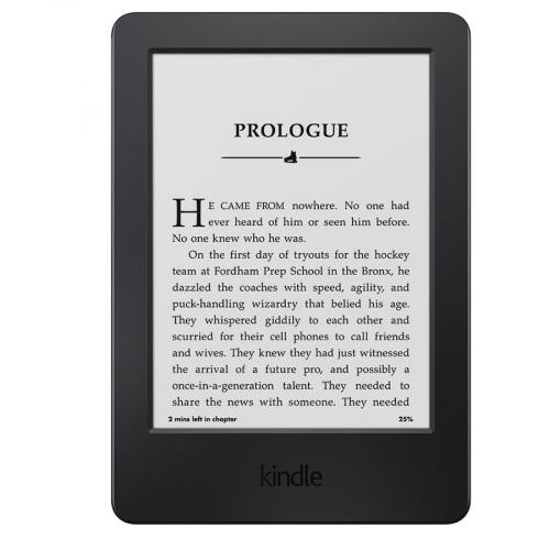 Букридер Amazon Kindle 6 Glare-Free Touchscreen Display, Wi-Fi