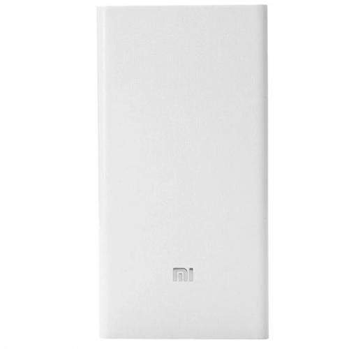 Портативное зарядное устройство Xiaomi Mi Power Bank 20000 mAh YDDYP01 белый