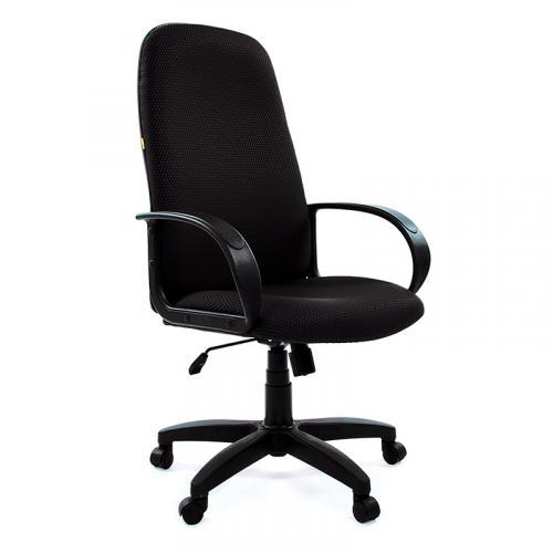 Кресло Фабрикант Биг чёрное