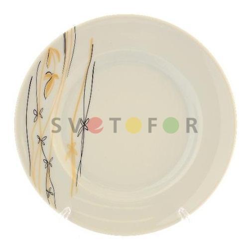Беларусь фарфор тарелка 200мм мелкая Катерина 4С0225Ф34