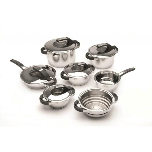 Набор посуды Berghoff Virgo Stainless Steel (12пр)