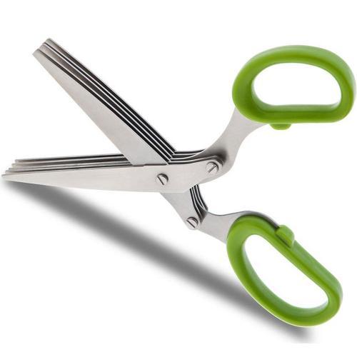 Кухонные ножницы 5 лезвий Sinbo STO-6522