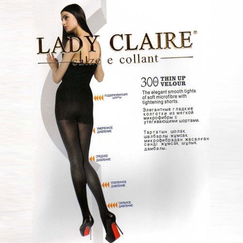 Колготы Lady Claire 5019 300ден плотные