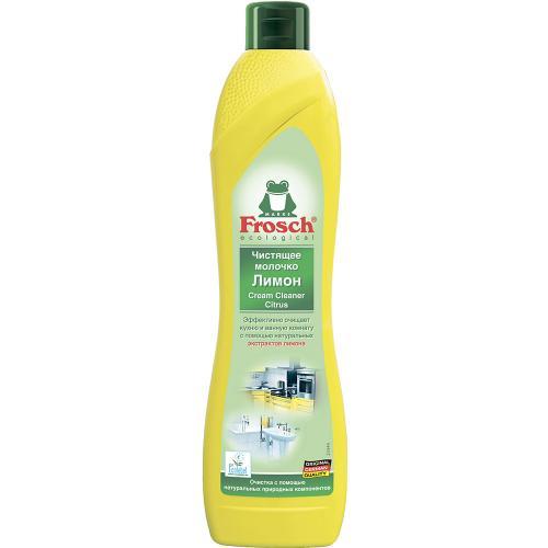 Чистящее молочко Frosch Цитрус 500мл