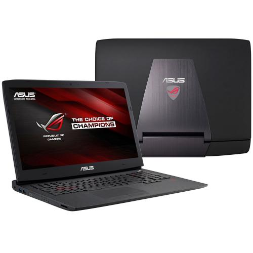 "Asus ROG G751JM Republic Of Gamers (Intel Core i7-4710HQ Processor  (6M Cache, up to 3.50 GHz), 2TB HDD, 16GB ,17.3"" IPS FULL HD  1920x1080 TOUCHSCREEN,SonicMaster Sound, DVD-RW, BT ,WIN8.1, Webcam ,NVIDIA® GeForce GTX 860M 2048MB ddr5 128bit Video Card) черный"