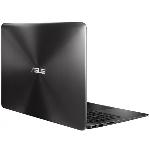 "Asus Zenbook UX305FA (Intel Core M-5Y10 up to 2.0GHz, 8GB DDR3 1600Mhz, 256GB SSD,VGA Intel HD Graphics 5300, USB 3.0, 13.3"" FullHD (1920x1080) IPS, WiFi, Bluetooth,WIN8.1, Up to 7 hours battery life,Bang&Olufsen Audio, WebCam) черный"