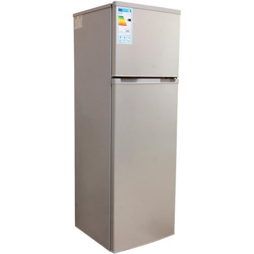 Холодильник двухкамерный Blesk BL-341 ZS серебристый