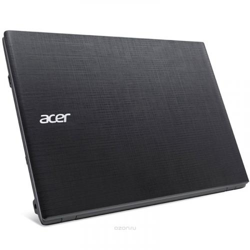 "Acer Aspire E5-573G (Intel Core i3-5005U (3M Cache, 2.00 GHz), 8GB DDR3, 1000GB, Nvidia GeForce GT920 2GB video card, DVD Super Multi DL, 15.6"" LED, WiFi, Cam, DOS, Eng-Rus)  черный"
