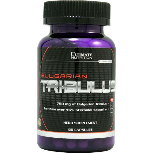 Натуральный тестостерон Ultimate Nutrition Tribulus Terrestris (90 капсул)