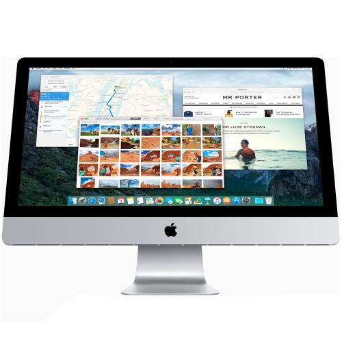 "Apple Imac MK142 (i5 - 1.6GHz /8GB/1TB/Intel HD Graphics 6000/21.5"")"