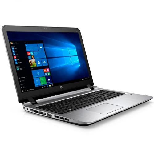 HP Probook 450 G3 (i5-6200 (3M Cache,up to 2.80 Ghz)4GBRAM,500GB HDD,Ati Radeon R7 M340 2GB,15.6',DOS,Aluminium,Eng-Rus)