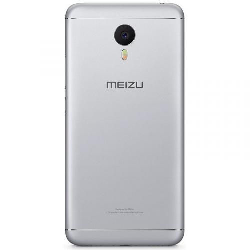 Meizu M3 Note M681Q 16Gb серебристый