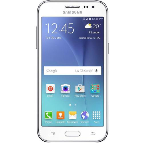 Samsung Galaxy J2 Ace SM-J200F Dual Sim белый