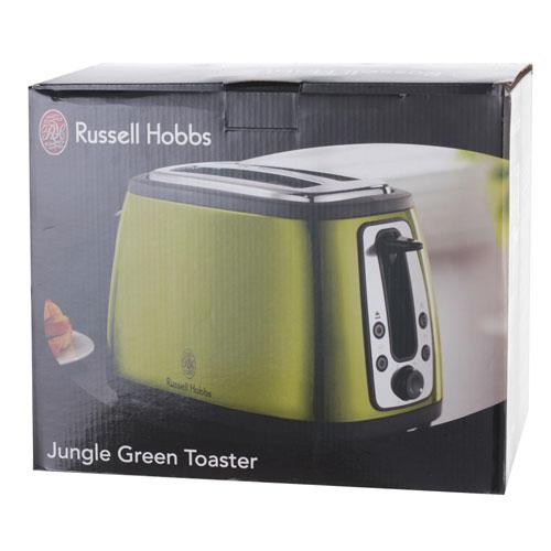 Тостер Russell Hobbs 18338-56 Jungle Green