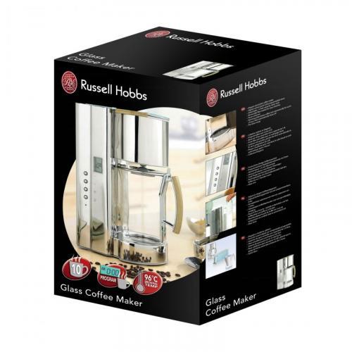Кофеварка Russell Hobbs 12591-58 Glass