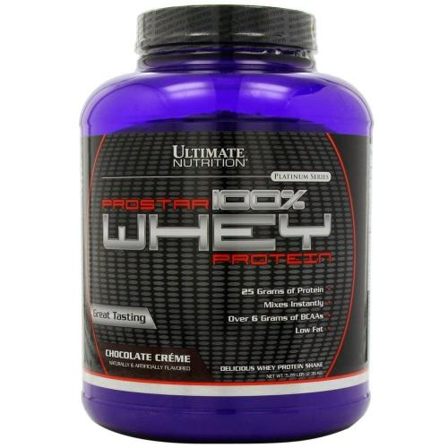 Протеин Ultimate Nutrition Prostar 100% Whey 80 serv шоколадный